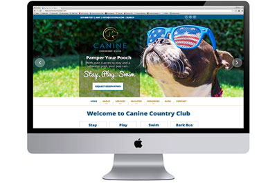 canine country club of arkansas